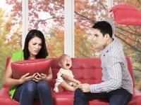 夫婦の約半数が「産後クライシス」を経験(depositphotos.com)