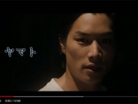 バカワンコ…!/YouTube「HiGH&LOW」公式チャンネルより