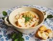 酸味とコクが癖になる!台湾風豆乳スープ「鹹豆漿(シェンドウジャン)」と揚げパンの作り方【ネトメシ】