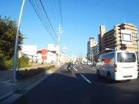 Photo Credit: 二車線ある国道でバイクを猛スピードで煽る自転車!?  from youtube