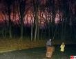 夜空にオレンジ色の閃光が何度も点滅。謎の発光現象が確認される(アメリカ)