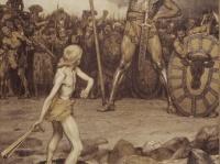 旧約聖書に登場する巨人 「Wikipedia」より引用