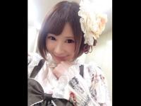 手島優オフィシャルブログ「ぴよぴよ日記」より。