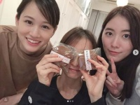 ※画像は篠田麻里子のインスタグラムアカウント『@shinodamariko3』より