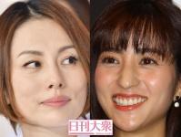 (左から)米倉涼子、堀田茜