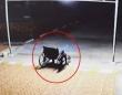 幽霊が動かした?タイの病院の監視カメラがとらえた怪しい動きをする車椅子