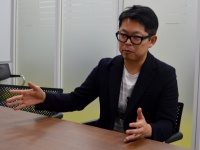 AbemaTV取締役の小池政秀氏