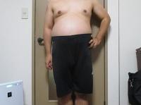 お腹ぽっこりの86.5キロから何キロ痩せられるか?