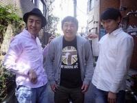 (左から)藤原丞、柏信圭吾、近藤雅彦
