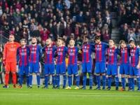 UEFAチャンピオンズリーグで「メデジンの悲劇」の犠牲者を追悼する様子(写真:Winner Media/アフロ)
