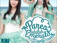 ※イメージ画像:JKT48『パレオはエメラルド Pareo adalah emerald~Pareo wa emerald Regular Version』HITS RECORDS