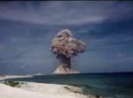 米軍核実験の記録映像が公開される。 これが地獄の炎か…