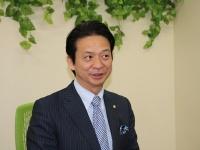『人事評価制度だけで利益が3割上がる!』の著者、高橋恭介さん