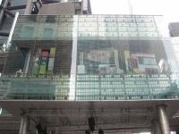 日本テレビの情報バラエティ番組『PON!』の生放送を行っている『ゼロスタジオ』(「Wikipedia」より)