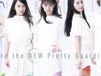 美少女戦士セーラームーン20周年プロジェクト公式サイトより(黒木は左から2人目)