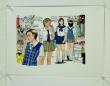 森伸之・武井裕之2人展「イラストと写真で綴る【制服図鑑】