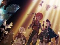 TVアニメ『神撃のバハムート GENESIS』より。