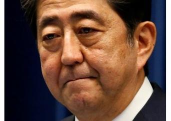 安倍首相、衆院解散を正式表明 10月総選挙へ(ロイター/アフロ)