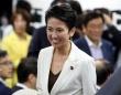 立憲民主党の蓮舫参議院議員(写真:つのだよしお/アフロ)