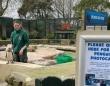 野生動物保護施設の職員ら、動物たちの世話のために園内施設で自己隔離(イギリス)