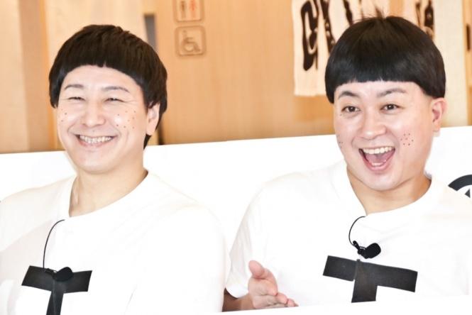 チョコレートプラネット・長田庄平、松尾駿