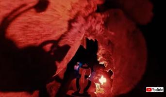 火星の生活を疑似体験する洞窟内アトラクションがガチすぎる件(スペイン)