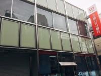 三菱UFJ銀行の店舗(撮影=編集部)