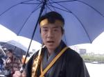 心に響く松岡修造の動画『雨男&雨女だと思っているあなたに』