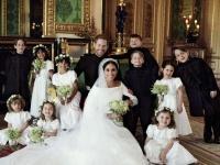 サセックス公爵夫妻公式写真