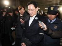 韓国大統領機密漏えい問題、李在鎔氏を特検で聴取(YONHAP NEWS/アフロ)