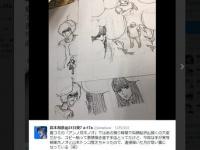 『島本和彦』Twitter(@simakazu)より。