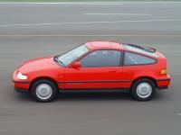 ホンダのFFライトウェイトスポーツカー、CR-Xの歴史を振り返る!初代バラスポ、いまだ人気の高いサイバー、オープンルーフのデルソル!