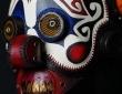 トライバルな要素に異文化や生物を融合させ新たなる文脈を作り上げたレザーマスクアート作品「Tribal Remix」