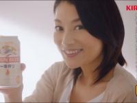 ※イメージ画像:YouTubeキリンビール公式チャンネル『小池栄子 飲んでいない人篇』より