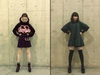 左:堀未央奈、右:渡辺みり愛、各公式ブログより