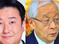 和田議員と田崎氏(和田政宗オフィシャルウェブサイト、『ひるおび!』より)