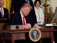 アメリカ軍に新たに宇宙軍を創設。トランプ大統領が国防省に指示