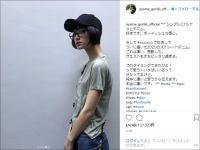 剛力彩芽公式インスタグラム(@ayame_goriki_official)より