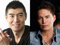 左:高嶋政宏、右:市原隼人/各事務所公式サイトより