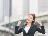 ポジティブに切り替え! 就活で落ちこんだときに気分を上げる方法8選