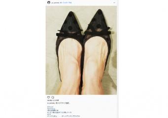 山田優 Instagramより