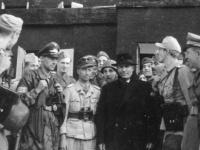 グラン・サッソから救出されたムッソリーニ 画像は「Wikipedia」より引用
