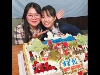 ※画像は富田望生のインスタグラムアカウント『@tomitamiu』より