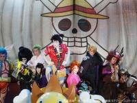 歌舞伎と人気コミックとが融合したスーパー歌舞伎II『ワンピース』。衝撃的なビジュアルと演出で、観る者を圧倒する。