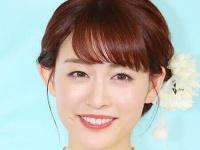 新井恵理那アナ、美しすぎる金髪姿が〝ヴィーナス〟と大絶賛!