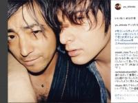 城田優 Instagramより