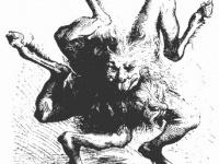 多くの魔術書に登場する悪魔ブエル 「Wikipedia」より引用