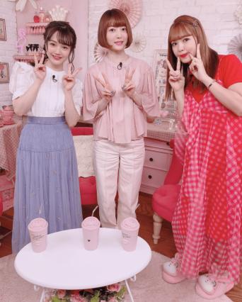 ※画像は花澤香菜のツイッターアカウント『@hanazawa_staff』より