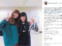 沙田瑞紀Instagramより