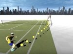 【物理エンジン】人気漫画「テニスの王子様」の技を検証してみた!